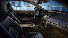 2014 Mercedes E-Class Coupe Interior