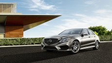 2014 Mercedes E-Class Luxury Sedan