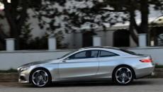 2014 Mercedes S-Class Coupe Concept Exterior