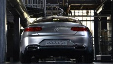 2014 Mercedes S-Class Coupe Concept rear