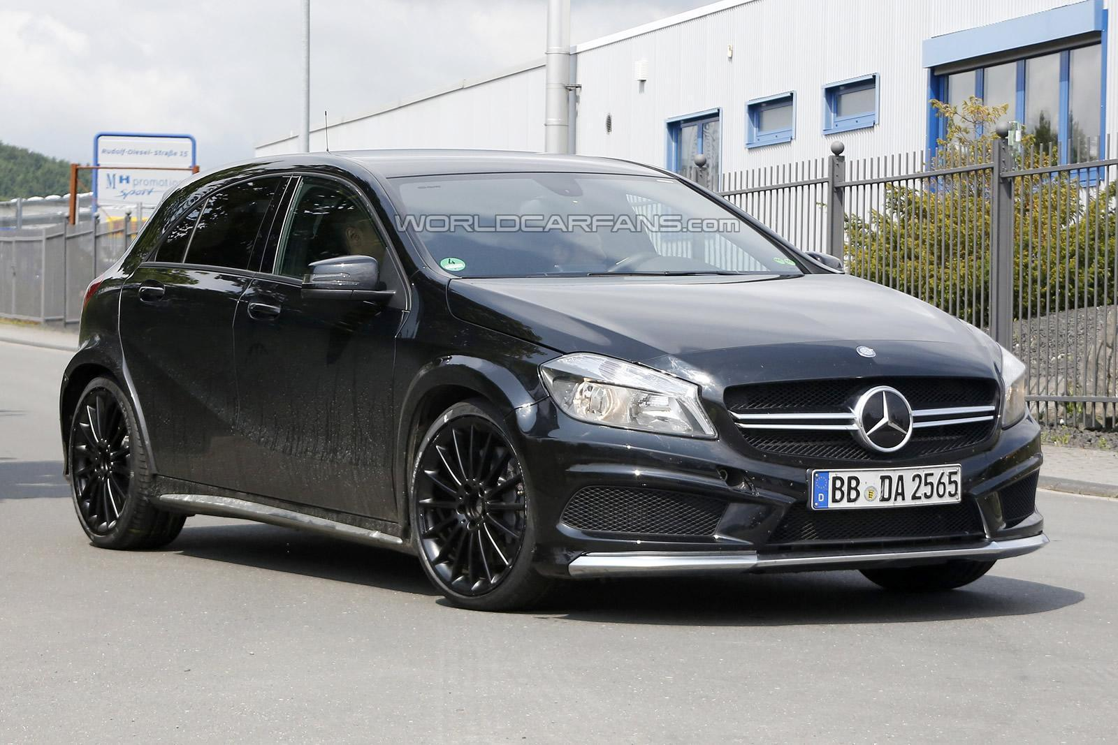 Blacked Out Mercedes e Class Mercedes A45 Amg Black Series