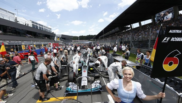 Another Win For Rosberg – 2014 Austrian Grand Prix