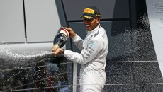 Lewis Hamilton 2014 British Grand Prix