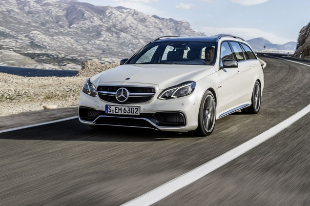 2014 Mercedes E63 AMG Estate