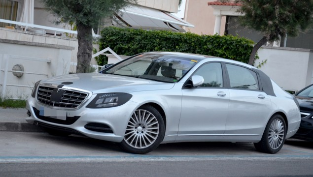 2014 Mercedes-Benz S-Class Extra Long Wheelbase