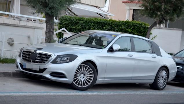 2014 Mercedes-Benz S-Class Extra Long Wheelbase