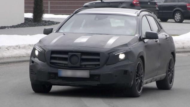 2014 Mercedes GLA45 AMG