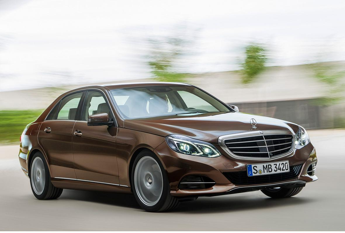 2014 mercedes benz e class official photos leak onto the web. Cars Review. Best American Auto & Cars Review