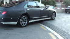 2014 Mercedes-Benz S-Class spy photo