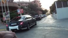 2014 Mercedes-Benz S-Class spy photo rear