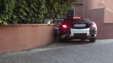 2014 Mercedes-Benz S-Class tail lights