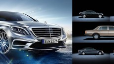 2014 Meredes-Benz S-Class Feature