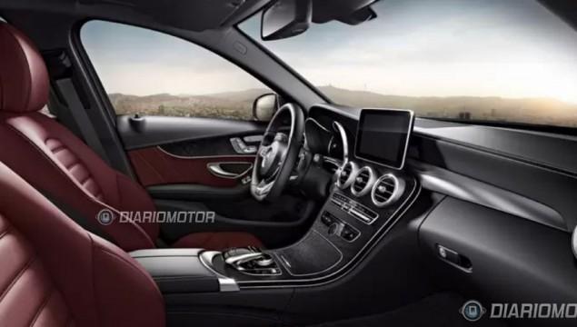 2014 Mercedes-Benz C-Class Spy Photos