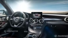2014 Mercedes-Benz C-Class Spy Photos