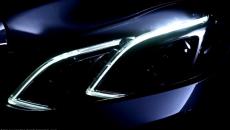 2014 Mercedes-Benz E-Class Headlights