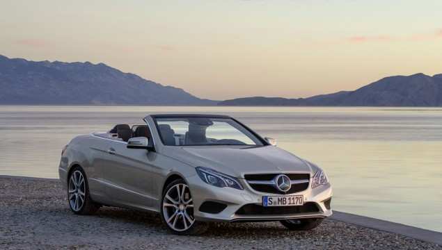 2014 Mercedes-Benz E-Class Coupe and Cabriolet – Part I