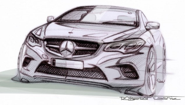 2014 Mercedes-Benz E-Class Coupe and Cabriolet – Part II Design
