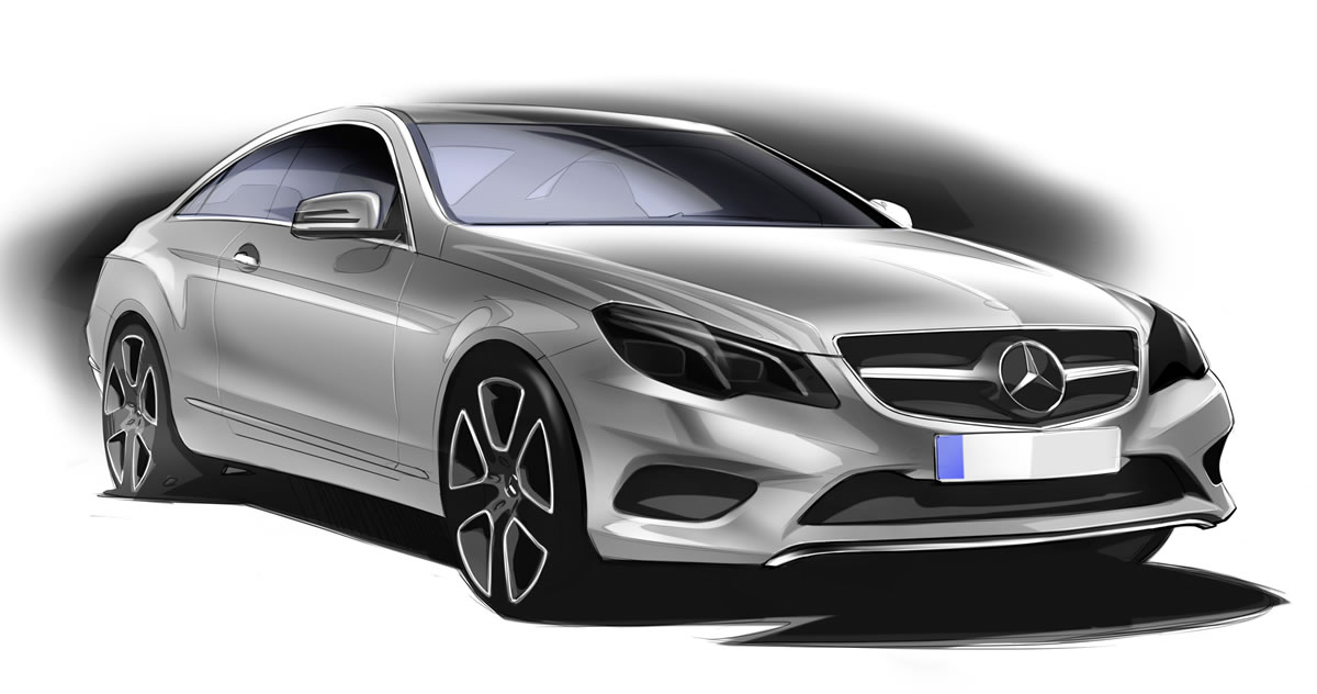 2014 mercedes benz e class coupe and cabriolet part ii design. Cars Review. Best American Auto & Cars Review