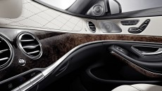 2014 Mercedes-Benz S-Class Seating