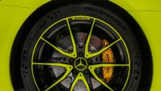 Mercedes AMG Coupe Black Series Wheel
