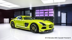 Mercedes AMG Coupe Black SeriesMercedes AMG Coupe Black Series AMG Performance Studio