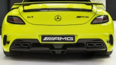 Mercedes AMG Coupe Black SeriesMercedes AMG Coupe Black Series AMG Performance Studio REar