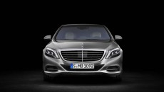 2014 Mercedes S Class Front Grille