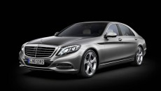 2014 Mercedes S Class Front Grille Grey
