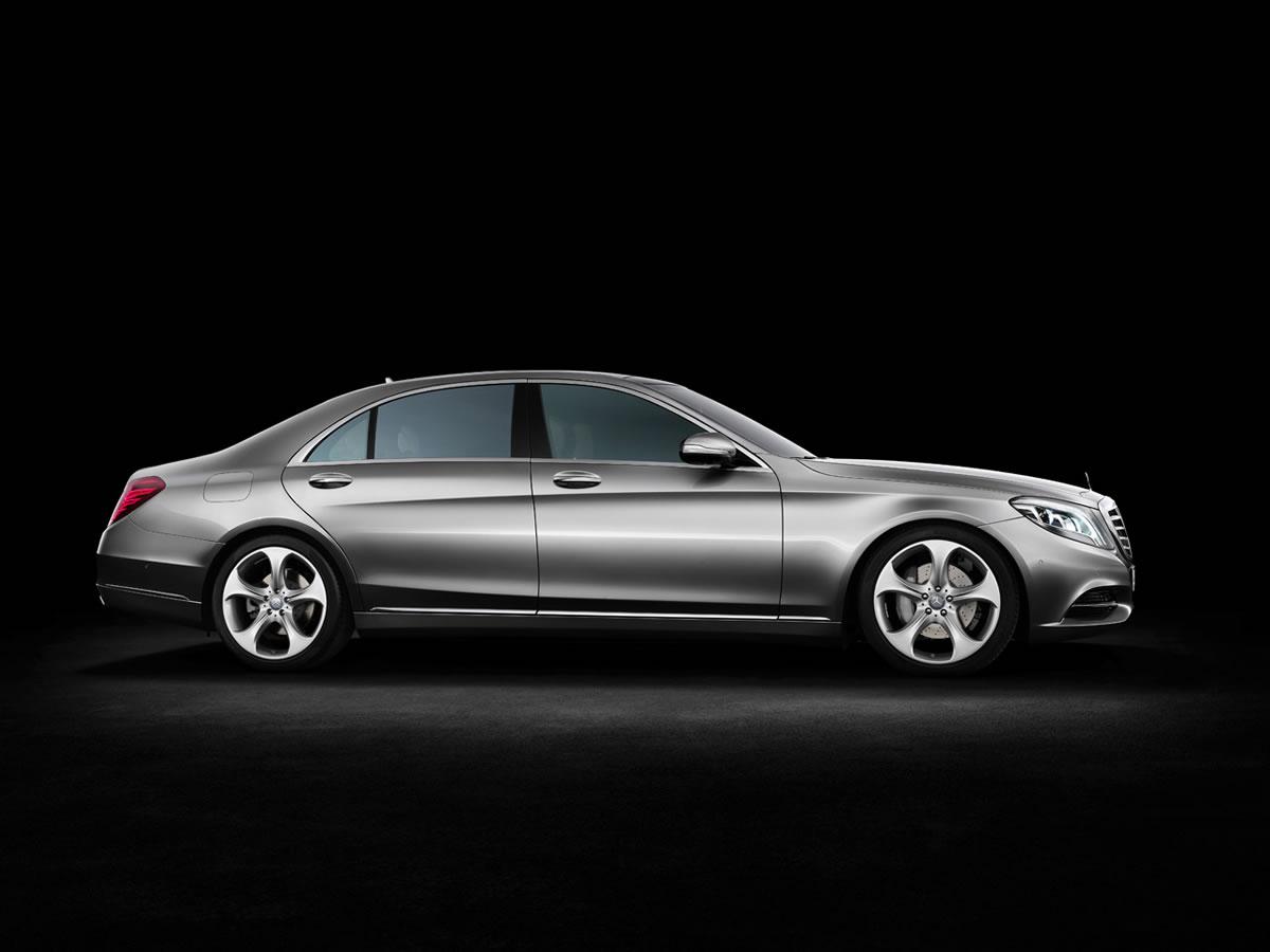 2014 Mercedes S-Class Hybrid Planned | eMercedesBenz