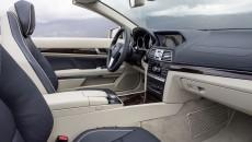 2014 E-Class Cabriolet Interior Convertible