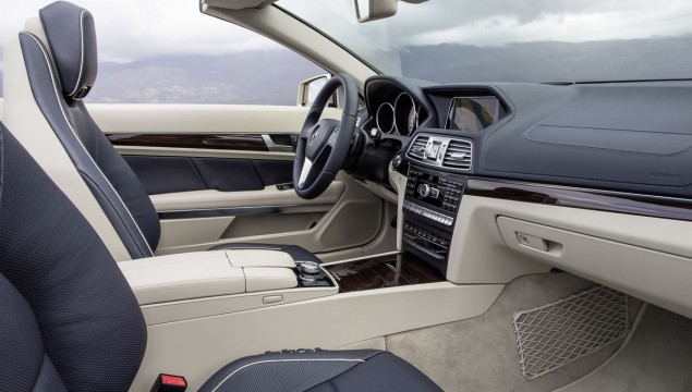 2014 Mercedes-Benz E-Class Coupe and Cabriolet – Part III Interior