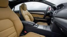 2014 E-Class Coupe Interior