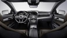 2014 E-Class Cabriolet Interior