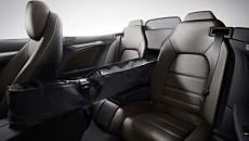 2014 E-Class Cabriolet Interior Convertible Seats