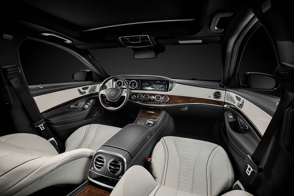 2014 Mercedes S-Class Best Car in the World – Video Photo Gallery ...