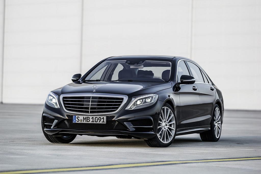 2014 Mercedes-benz S-Class 9