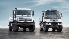 Unimog is Cross-country Vehicle of the Year 2014