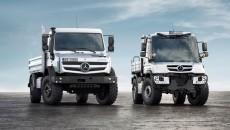 Unimog is Cross-country Vehicle of the Year 2014