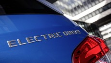 2014 Mercedes-Benz B-Class Electric Drive badging
