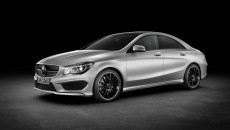 2014 Mercedes-Benz CLA 250 driver's side