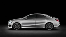 2014 Mercedes-Benz CLA 250 side