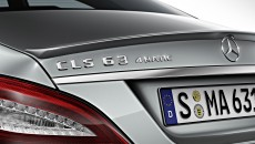 2014 CLS63 AMG S-Model 4MATIC badge