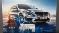 2014 Meredes-Benz S-Class Brochure