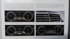2014 Meredes-Benz S-Class Brochure interior choices