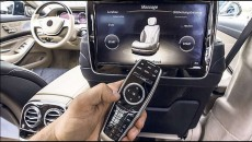 2014 Mercedes-Benz S-Class Command Center