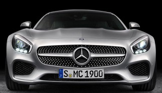 2016 AMG GT