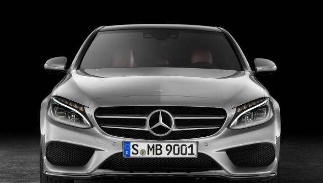 2015 Mercedes-Benz C-Class Exterior