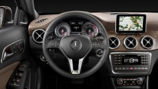 2015 Mercedes GLA Interior Steering Wheel