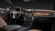2015 Mercedes GLA Interior dashboard