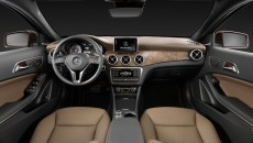 2015 Mercedes GLA Interior Front Seats
